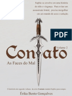 Contato, volume II - As Faces do Mal