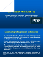 Depression and Diabetes Slides ENG