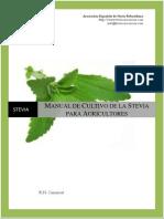 Stevia Cultivo de Agricultores