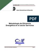 Metodologia de Eficiencia Energetica-servicios