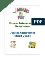 parent information newsletter