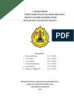 laporan paktikum