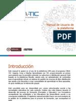 2 Manual de Usuario de La Plataforma LT