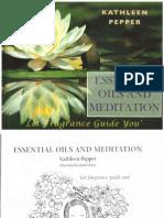 Essential Oils and Meditation
