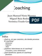 Coaching para desarrollo persona