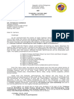 Invitation Letter Workshops Peta