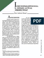 Inmunoparasitología