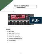 Rc-300 Training Guide