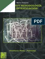 Proyecto y Metodolog a de La Investigaci n 1 to 40