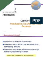 1 Introduccion a La Empresa y Sus Procesos