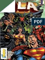 Liga Da Justiça 001
