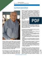 Dr. Francisco Lacayo Maison