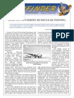 RAAF Nuclear Testing