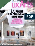 Beaux Arts Magazine 344 - Février 2013
