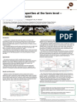 Sensory Milk Properties at the Farm Level – the Terroir Dimension