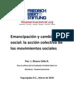 Emancipación y cambio social