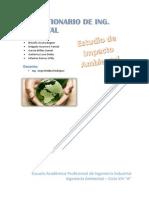 Ix Cuestionario de Ing. Ambiental