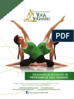 Diplomado Internacional de Formacion de Instructores de Yoga