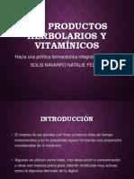 Los Productos Herbolarios
