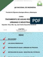 Curso Tratamiento Aguas Residuales Urbanas Industriales