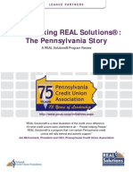 Pennsylvania Credit Union Association – Fast-Tracking REAL Solutions