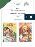 Planejamento José e o Nascimento de Jesus