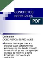 Clases de ConcretoCONCRETO CONVENCIONAL CLASE 2 – Concreto de uso general para todo tipo de construcciones que no requieran características especiales y son utilizados en