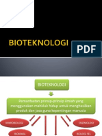 bioteknologi and many more
