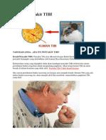 Kenali Penyakit TIBI