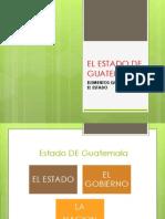 EL ESTADO de GUATEMALA Trabajo de Ciencias Sociales de Jose NUEVO
