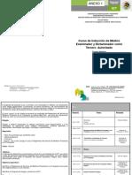 Programa Examinador y Dictaminador