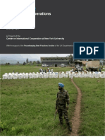 Global Peace Operations 2009
