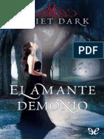 El Amante Demonio de Juliet Dark