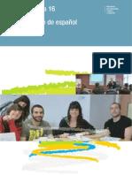 Actiespaña16 Revista Con Actividades Orales