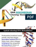 Pengantar Bioteknologi-6 DNA Rekombinan.ppt