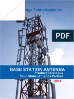 2014 Tongyu Base Station Antenna Product Catalogue