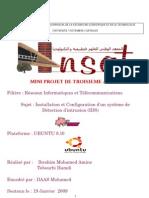 Rapport Snort(IDS)TebourbiHamdi+EmineIbrahim
