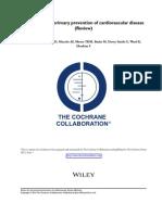 CD004816_Statin - Primary Prevention CVD 2013
