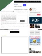 Androidhive - SlidingMenu