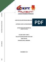 laporanliakhir-140225234509-phpapp01