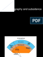Lecture Subsidence Analysis
