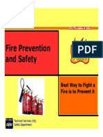 418_Fire Prevention and Safety