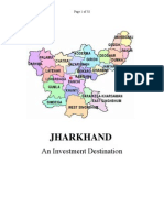 JHARKHAND an Investment Destination