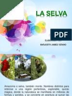 La Selva Ppt