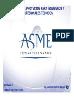 ASME - Modulo 07