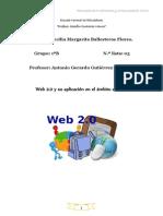 Web 2.0 y Su Uso Educativo.