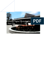 Photoshop Elements Basics