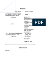 White Light Corporation vs City of Manila 2009.doc