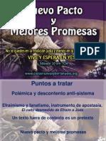 Nuevo Pacto y Mejores Promesas