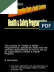 OSH Programming